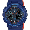GShock G-Shockของแท้ ประกันศูนย์ GA-100L-2A จีช็อค นาฬิกา ราคาถูก ราคาไม่เกิน สี่พัน