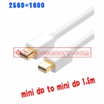 macbook mini displayport to mini displayport 1.5m for monitor
