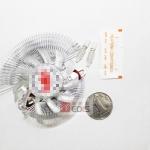 พัดลมระบายอากาศการ์ดจอfan vga ตัวเล็ก ใช้กับnVIDIA ATi