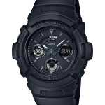 GShock G-Shockของแท้ ประกันศูนย์ AW-591BB-1ADR ThankYouSale BlackSeries