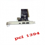 Card pci 1394 firewire 400 ตัดต่อวิดีโอ -black
