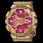 GShock G-Shockของแท้ ประกันศูนย์ GMA-S110GD-4A1