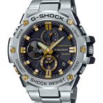 GShock G-Shockของแท้ ประกันศูนย์ G-STEEL TOUGHSOLAR GST-B100D-1A9