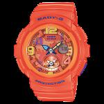 BaByG Baby-Gของแท้ ประกันศูนย์ BGA-190-4B เบบี้จี นาฬิกา ราคาถูก ไม่เกิน สี่พัน