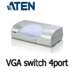 ATEN VGA switch 4pc1จอ VS491