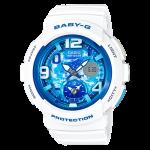 BaByG Baby-Gของแท้ ประกันศูนย์ BGA-190GL-7B เบบี้จี นาฬิกา ราคาถูก ไม่เกิน ห้าพัน