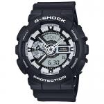 GShock G-Shock GA-110BW-1A BLACK&WHITE