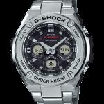 GShock G-Shockของแท้ ประกันศูนย์ G-STEEL TOUGHSOLAR GST-S310D-1A EndYearSale