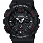 GShock G-Shockของแท้ ประกันศูนย์ GA-120-1ADR ThankYouSale จีช็อค นาฬิกา ราคาถูก ราคาไม่เกิน สี่พัน