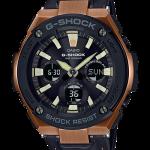 GShock G-Shockของแท้ ประกันศูนย์ G-STEEL TOUGHSOLAR GST-S120L-1A Vintage EndYearSale