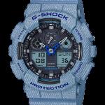 GShock G-Shockของแท้ ประกันศูนย์ GA-100DE-2A ThankYouSale จีช็อค นาฬิกา ราคาถูก ราคาไม่เกิน สี่พัน
