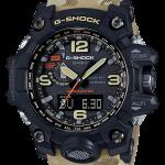 GShock G-Shockของแท้ ประกันศูนย์ G-SHOCK MUDMASTER TOUGHSOLAR GWG-1000DC-1A5