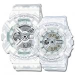 G-Shock ของแท้ ประกันศูนย์ GA-110TP-7A LOV BA-110TP-7A G-SHOCKxBABY-G