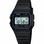 Casio ของแท้ ประกันศูนย์ F-91W-1 CASIO นาฬิกา ราคาถูก ไม่เกิน หนึ่งพัน