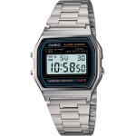 นาฬิกาข้อมือผู้หญิงCasioของแท้ A-158WA-1DF Casio นาฬิกา ราคาถูก ไม่เกิน หนึ่งพัน