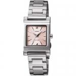 นาฬิกา ข้อมือผู้หญิง casio ของแท้ LTP-1237D-4A2 CASIO นาฬิกา ราคาถูก ไม่เกิน สองพัน