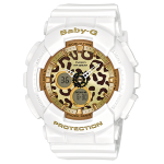 BaByG Baby-Gของแท้ BA-120LP-7A2 EndYearSale เบบี้จี นาฬิกา ราคาถูก ไม่เกิน สี่พัน