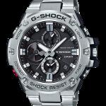 GShock G-Shockของแท้ ประกันศูนย์ G-STEEL TOUGHSOLAR GST-B100D-1A