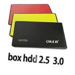 BOX HDD 2.5 3.5 harddisk