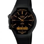Casio ของแท้ ประกันศูนย์ AW-90H-9E CASIO นาฬิกา ราคาถูก ไม่เกิน หนึ่งพัน
