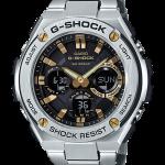GShock G-Shockของแท้ ประกันศูนย์ G-STEEL TOUGHSOLAR GST-S110D-1A9