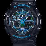 GShock G-Shockของแท้ ประกันศูนย์ GA-100CB-1A