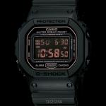 GShock G-Shockของแท้ ประกันศูนย์ DW-5600MS-1 ThankYouSale จีช็อค นาฬิกา ราคาถูก ราคาไม่เกิน สามพัน