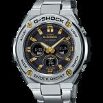 GShock G-Shockของแท้ ประกันศูนย์ G-STEEL TOUGHSOLAR GST-S310D-1A9 EndYearSale