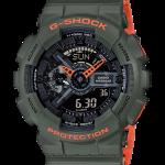 GShock G-Shockของแท้ ประกันศูนย์ GA-110LN-3