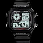Casio นาฬิกา รุ่น AE-1200WH-1AV