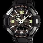 GShock G-Shockของแท้ ประกันศูนย์ GA-1000-1B จีช็อค นาฬิกา ราคาถูก