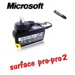 Microsoft Surface Pro/Pro 2/RT adapter ที่ชาร์จ12V3.6a 48w/24W ใช้กับRTได้ด้วย -black