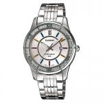 นาฬิกาข้อมือผู้หญิงCasioของแท้ LTP-1358D-7AVDF