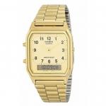 Casio ของแท้ ประกันศูนย์ AQ-230GA-9B CASIO นาฬิกา ราคาถูก ไม่เกิน สองพัน