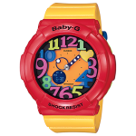 BaByG Baby-Gของแท้ ประกันศูนย์ BGA-131-4B5 เบบี้จี นาฬิกา ราคาถูก ไม่เกิน สี่พัน