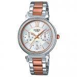 นาฬิกา Casio ของแท้ รุ่น LTP-E410RG-7AV CASIO นาฬิกา ราคาถูก ไม่เกิน สี่พัน