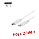 usb 3.1 type c to type c Sync and Charging cable 1m