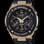 GShock G-Shockของแท้ ประกันศูนย์ G-STEEL TOUGHSOLAR GST-S300G-1A9