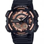 Casio นาฬิกา รุ่น AEQ-110W-1A3VDF