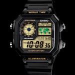 Casio นาฬิกา รุ่น AE-1200WH-1BV CASIO นาฬิกา ราคาถูก ไม่เกิน สองพัน