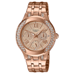 CASIO SHEEN นาฬิกาข้อมือ SHE-3809PG-9A