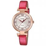 นาฬิกาข้อมือผู้หญิงCasioของแท้ LTP-E403PL-9A2VDF