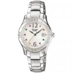 CASIO SHEEN นาฬิกาข้อมือ ของแท้ ประกันศูนย์ SHN-4019DP-7A