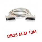 สายParallel Cable DB25 Male to Male 10m