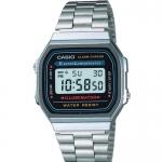นาฬิกาข้อมือผู้หญิงCasioของแท้ A168WA-1