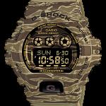GShock G-Shockของแท้ ประกันศูนย์ GD-X6900CM-5 ลายพรางทหารสีเขียว EndYearSale