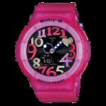 BaByG Baby-Gของแท้ ประกันศูนย์ BGA-131-4B4 เบบี้จี นาฬิกา ราคาถูก ไม่เกิน สี่พัน