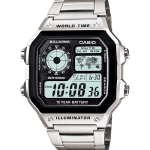 Casio นาฬิกา รุ่น AE-1200WHD-1A CASIO นาฬิกา ราคาถูก ไม่เกิน สองพัน