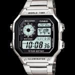 Casio นาฬิกา รุ่น AE-1200WHD-1A