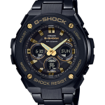 GShock G-Shockของแท้ ประกันศูนย์ G-STEEL TOUGHSOLAR GST-S300BD-1A